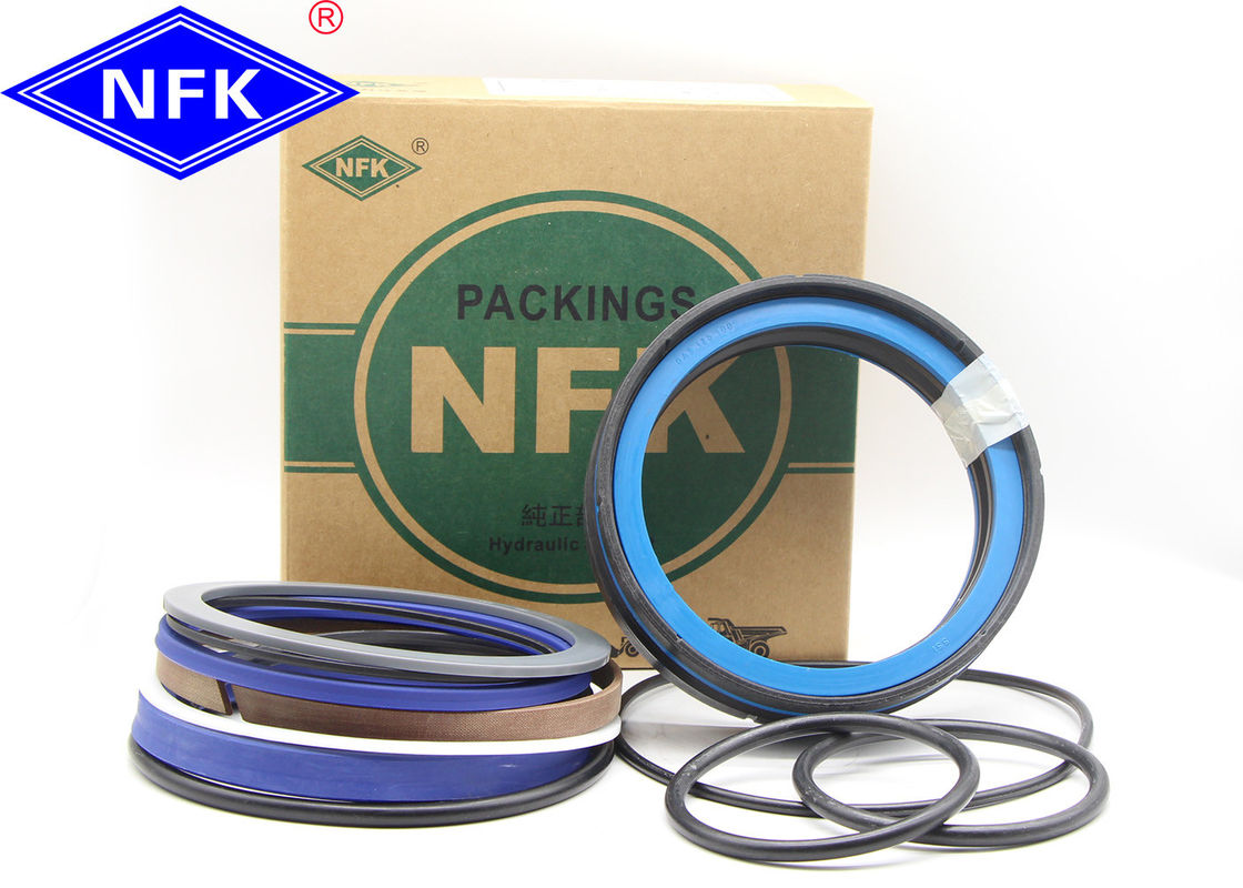 High Pressure Mechanical Seal Kit , Mechanical Shaft Seal With Dustproof Lip