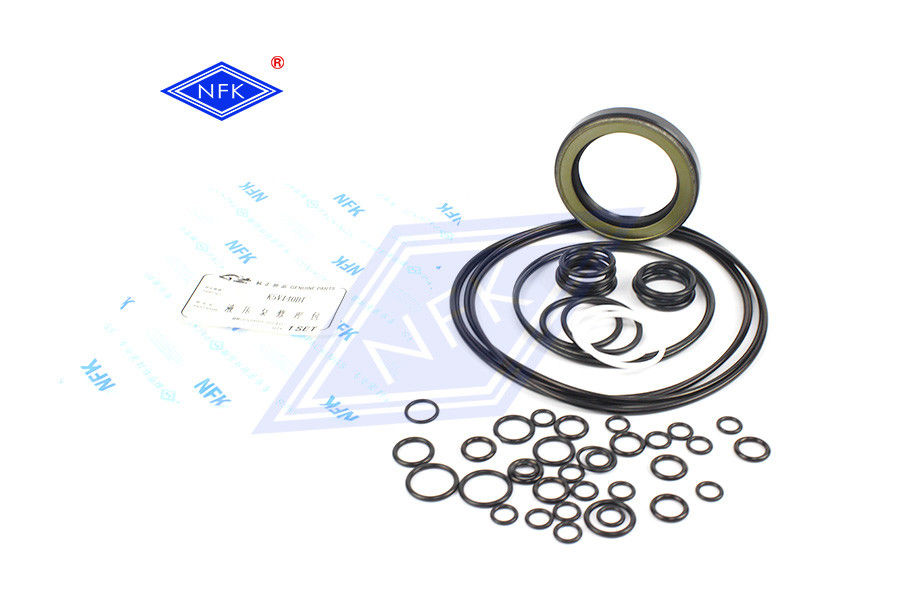 High Temperature Resistant Hydraulic Pump Seal Kits For K3V112DT NBR TCN AP2668 / Cylinder Oil Seal